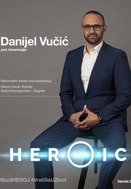HEROIC – Danijel Vučić (kineziolog) – Karate i rehabilitacija oboljelih od raka pluća