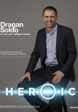 HEROIC – dr. Dragan Soldo (obit. liječnik) – Rak pluća NEMA rane simptome!