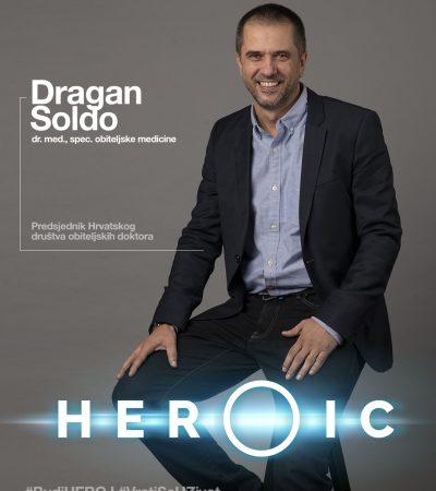 HEROIC – dr. Dragan Soldo (obit. liječnik) – Odazovite se na program ranog otkrivanja raka pluća
