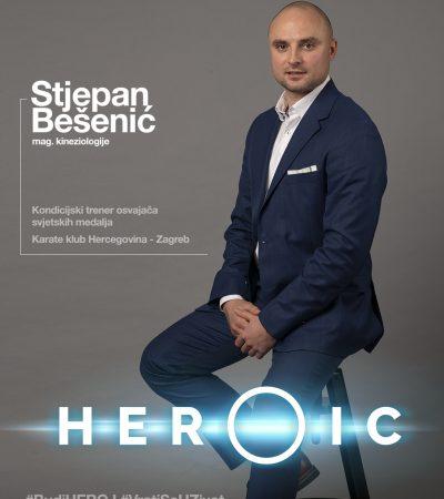 HEROIC – Mag. cin. Stjepan Bešenić – Priključi nam se i diši herojski!
