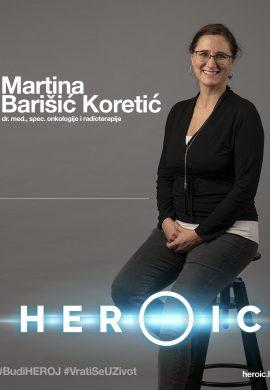 HEROIC – Martina Barišić Koretić (onkolog) – Uključivanje članova obitelji u proces liječenja