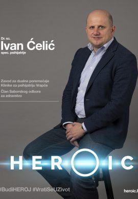 HEROIC – dr. sc. Ivan Ćelić (psihijatar) – Kako se nositi sa teškom dijagnozom raka pluća?