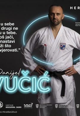 HEROIC – Danijel Vučić – Udarac rukom sa promjenom stava