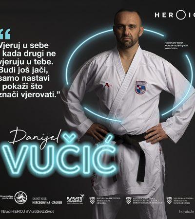 HEROIC – Danijel Vučić – Vježba za jačanje trupa