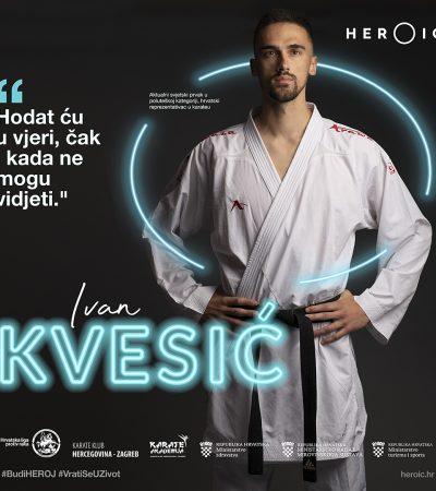 HEROIC – Ivan Kvesić – Pozdrav suncu