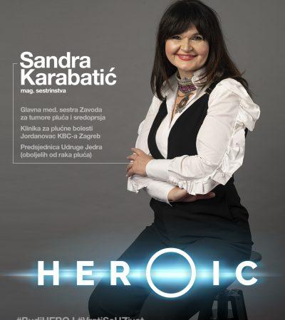 HEROIC – mag. Sandra Karabatić (medicinska sestra) – Kako lako smanjiti tjeskobu i stres?
