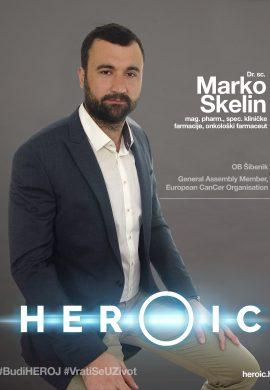 HEROIC – dr. sc. Marko Skelin (klinički / onkološki farmaceut) – Terapija onkoloških bolesnika