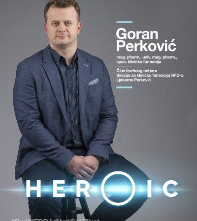 HEROIC – Mag. pharm. Goran Perković ( klinički farmaceut) – Najčešća pitanja onkoloških pacijentica?
