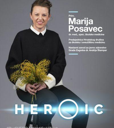 HEROIC – Prim. Marija Posavec ( školska medicina) – Koje su preporuke za cijepljenje protiv HPV-a?