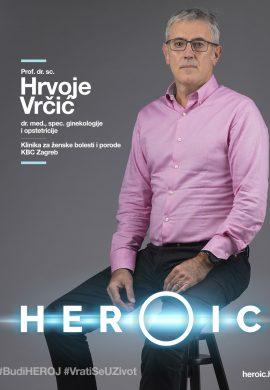 HEROIC – Prof. dr. sc. Hrvoje Vrčić (ginekolog) – Cjepivo protiv HPV-a je iznimno dostignuće!